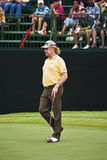 Miguel Angel Jimenez - on the 18th Green - NGC2010 Stock Images