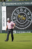 Miguel Angel Jimenez Royalty Free Stock Image