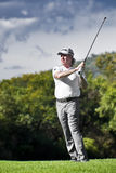 Miguel Angel Jimenez. Spanish Professional Golfer Stock Photo