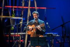 Miguel Araujo ε Antonio Zambujo - Coliseu Στοκ φωτογραφία με δικαίωμα ελεύθερης χρήσης