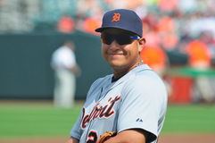 Miguel Cabrera, Detroit Tigers Royalty Free Stock Photos