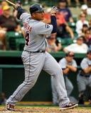 Miguel Cabrera dos Detroit Tigers Imagens de Stock Royalty Free