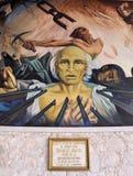Miguel Hidalgo royalty-vrije stock foto's