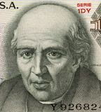 Miguel Hidalgo y Costilla Royalty Free Stock Photography