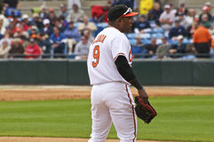 Miguel Tejada Royalty Free Stock Photography