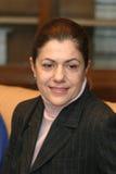 Mihaela Geoana Stock Image