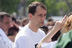 Mihai Covaliu Στοκ φωτογραφία με δικαίωμα ελεύθερης χρήσης