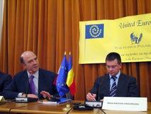 Mihai Razvan Ungureanu Royalty Free Stock Image