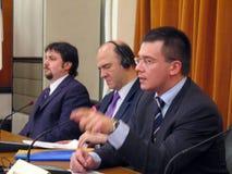 Mihai Razvan Ungureanu Royalty Free Stock Photos
