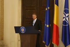 Mihai Tudose Cabinet Swearing-In Ceremony Stock Photo