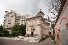 Mihai Voda-kerk Royalty-vrije Stock Foto