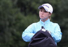Miho Koga  at  Evian Masters 2010 Stock Photo