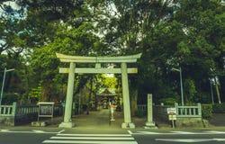 Miho Tori świątynia w Shizuoka Fotografia Royalty Free