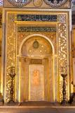 Mihrab de Hagia Sofía Imágenes de archivo libres de regalías