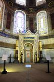 Mihrab in Hagia Sophia Stock Photography
