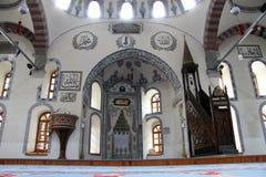 Mihrab and minbar Royalty Free Stock Image