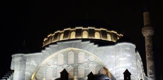 Mihrimah Sultan Mosque in Edirnekapi. Stock Photos