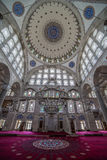 Mihrimah Sultan Mosque, Edirnekapi, Istanbul Royalty Free Stock Photo