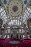 Mihrimah Sultan Mosque, Edirnekapi, Istanbul Royalty Free Stock Photos