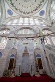 Mihrimah Sultan Mosque, Edirnekapi, Istanbul Stock Image