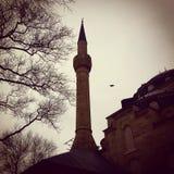 Mihrimahsultan-Moschee Lizenzfreies Stockbild