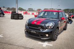 Mii JCW COUNTRYMAN 2013 Royalty Free Stock Images