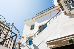 Mijas. Andalusia. Spain. royalty free stock photography