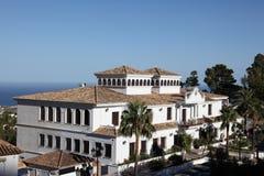 Mijas Andalusia Spanien Royaltyfri Fotografi