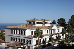 Mijas, Andalusia Spanje Royalty-vrije Stock Fotografie