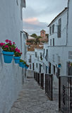Mijas At Dusk Stock Images