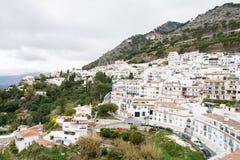 Mijas em Malaga Fotografia de Stock