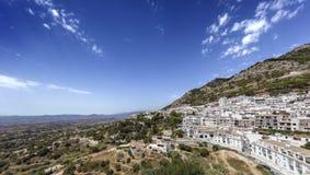 mijas Hiszpanii Zdjęcie Royalty Free