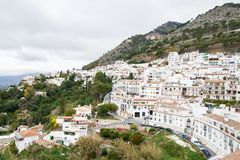Mijas in Malaga Stock Photography