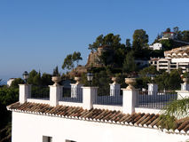 Mijas one of the most beautiful 'white' villages Stock Photo