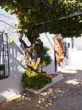 Mijas one of the most beautiful 'white' villages Stock Photography