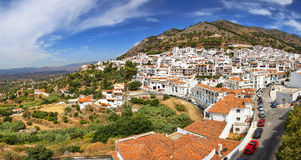 Mijas in Province of Malaga, Andalusia. Stock Images