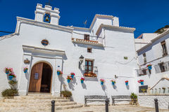 Mijas in Province of Malaga, Andalusia, Spain. Europe Stock Image