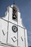 Mijas in Provincie van Malaga, Andalusia, Spanje Royalty-vrije Stock Foto