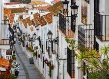 Mijas, Spain, February-20- 2019 royalty free stock photography