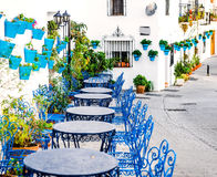 Mijas street Stock Images