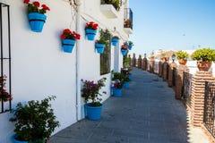 Mijas street Royalty Free Stock Image