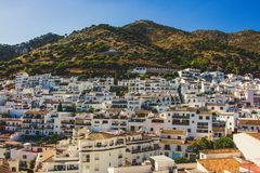 Mijas. royalty free stock photo