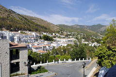 Mijas village Stock Images