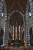 Mijlbeek kościół Zdjęcie Royalty Free