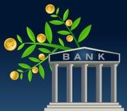 Mijn Bank Stock Afbeelding