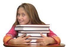 Mijn boeken Stock Afbeelding