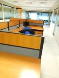 Mijn bureau Royalty-vrije Stock Foto's
