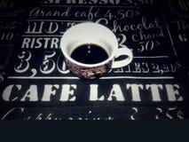 Mijn coffe Stock Afbeelding