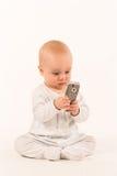 Mijn eerste telefoon Stock Foto