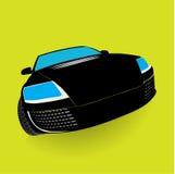 Mijn eigen autoontwerp stock illustratie